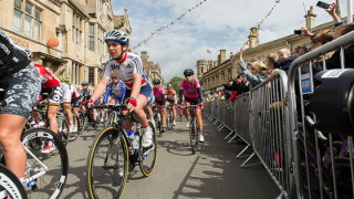 Women's Tour inspiring the next generation to Go-Ride