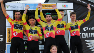 Rapha Condor JLT take third team win of the 2014 Pearl Izumi Tour Series