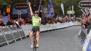 Second successive Tour Series win for Mould in Edinburgh