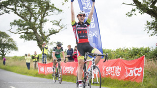Joseph Fry takes victory in Hatherleigh Junior Road Race