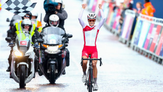 Armitstead takes women's road race gold at 2014 Commonwealth Games in Glasgow