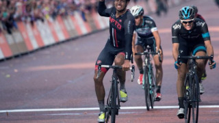 Adam Blythe pips Ben Swift as Brits dominate Prudential RideLondon-Surrey Classic