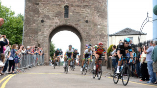 2015 British Cycling National Road Championships - Course maps