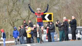 Ethan Hayter wins Cadence Road Race in Junior Series