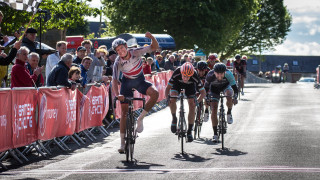 Great Britain Cycling Team's Chris Latham victorious in Beaumont Trophy