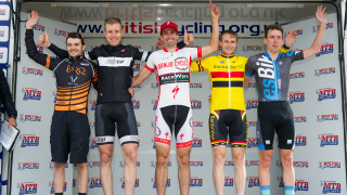Phil Pearce wins in Cathkin Braes at British Cycling MTB Cross-country Series