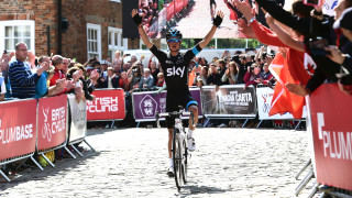 Lizzie Armitstead and Peter Kennaugh crowned champions at 2015 British Cycling National Road Championships
