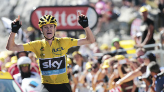 Sports Personality of the Year 2015: Froome's year