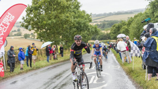 Tom Chandler wins Bath Junior Road Race