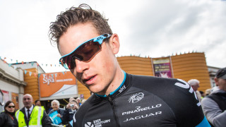Ben Swift returns to racing with third at Prudential RideLondon-Surrey Classic