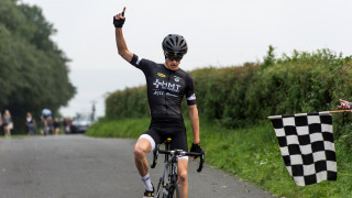 Karl Baillie takes solo win in Dave Rayner Memorial Junior Road Race