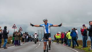 Nathan Draper (RST RT) victorious in the Junior Tour of Wales