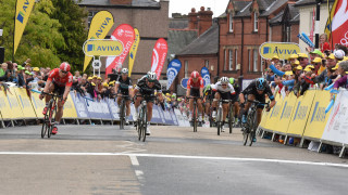 Cavendish second on stage one of Tour of Britain