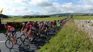 Country can be 'really proud' of Tour of Britain, says British Cycling CEO Ian Drake