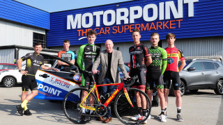 British Cycling announces Motorpoint as new title sponsor for 2016 Spring Cup and Grand Prix Series