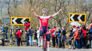 First year junior Joe Nally wins Cadence Road Race