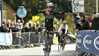 Reece Wood wins the Junior Cicle Classic