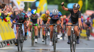 Pieters takes Women's Tour stage two as Armitstead retains Best British Jersey