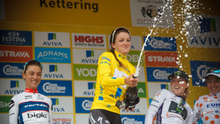 Lizzie Armitstead wins The Women's Tour