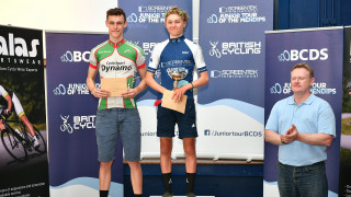 Oscar Mingay takes overall title at Screentek International Junior Tour of the Mendips