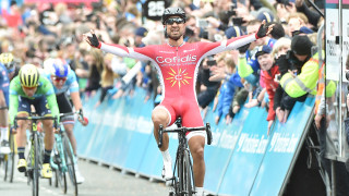 Bouhanni victorious on stage two of Tour de Yorkshire