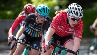 Women's cycling: Progressing to the next level
