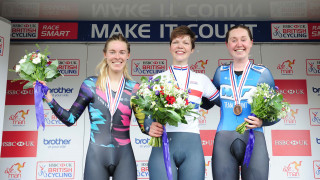 Rose and Cummings crowned national time trial champions at 2017 HSBC UK | National Road Championships