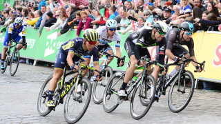 Ewan wins stage one of OVO Energy Tour of Britain