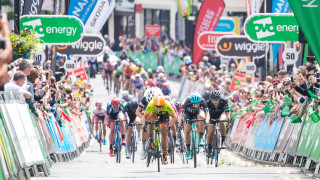 Chloe Hosking wins Warwickshire stage of OVO Energy Women's Tour