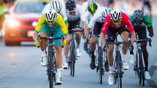 Mould and Rowe win road race medals for Wales at the Commonwealth Games