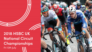 Watch live: 2018 HSBC UK | National Circuit Championships