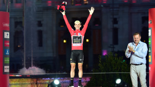 "Froome, Thomas and Yates toast a ""perfect year"" for British Cycling"