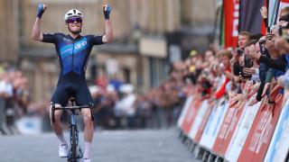 Three wins in three for Bostock at Newcastle Crit