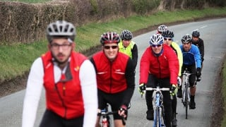 Kilo to Go's Rideout Motion in Mercia kickstarts the sportive year