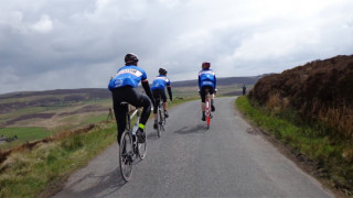 Long route tested to The Peak ahead of Beeston Cycling Club Sportive