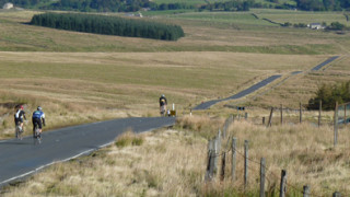 Etape Pennines provides challenging but enjoyable ride