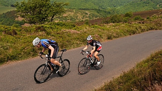 Exmoor Beast cycle challenge filling faster