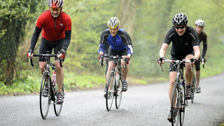 Last places remaining for Wiggle Ups and Downs Sportive 2012