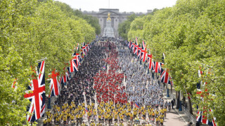 Thousands descend on streets of London as Hero Ride raises crucial funds for Help for Heroes