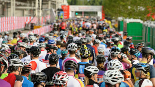 Cycling boom continues as 50,000 people register for 2014 Prudential RideLondon-Surrey 100