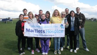 Raise money for the Martlets Hospice at the Sussex Highs and Lows sportive