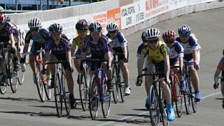 Lambton on form at Brooks Cycles Track League