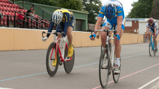 Rowe claims Reading Grand Prix win