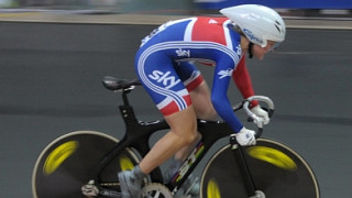 Victoria Williamson keen to impress at UCI Track World Cup debut