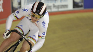 John Paul leads GB sprint challenge at Bremen Six Day