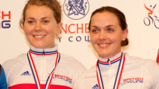 Victoria Pendleton eyes bigger picture after final National Track Championships