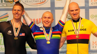 Preview: UCI Track Cycling Masters World Championships