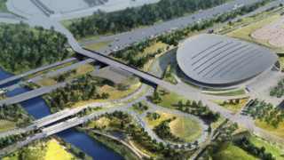Lee Valley Velopark gets go ahead to be built at Olympic Park