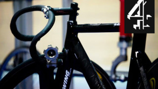Road To 2012: British Cycling's para-cycling technology revealed