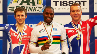 Jason Kenny awarded 2011 UCI Track Cycling World Championship sprint gold
